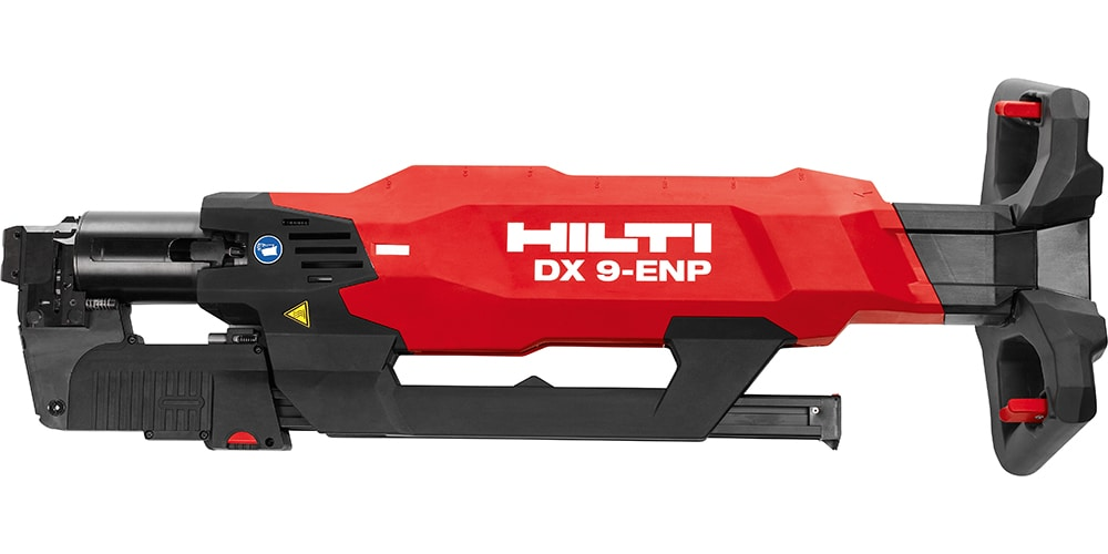 Hilti DX 9-ENP fully automatic stand-up powder-actuated tool