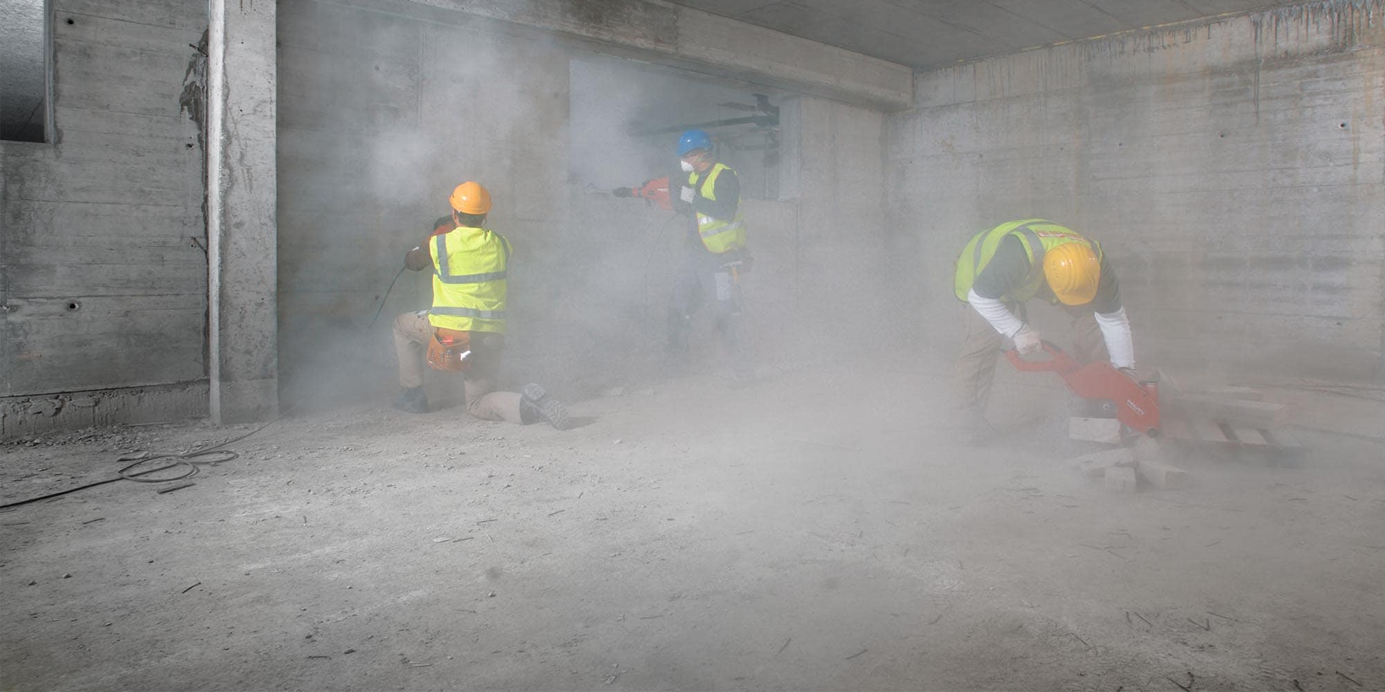 Being Aware of Dust - Hilti USA