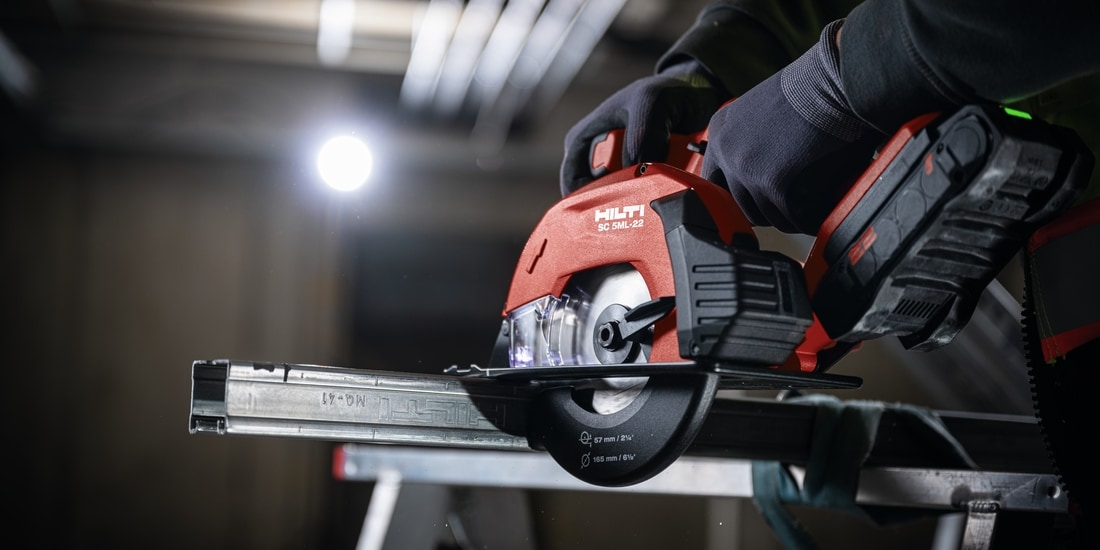 Power Tools, Fasteners and Software for Construction - Hilti USA