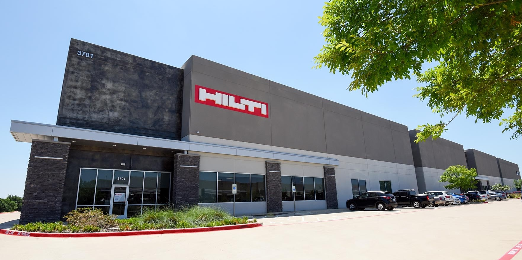 Hilti's Recondition & Certification center in Irving, Texas