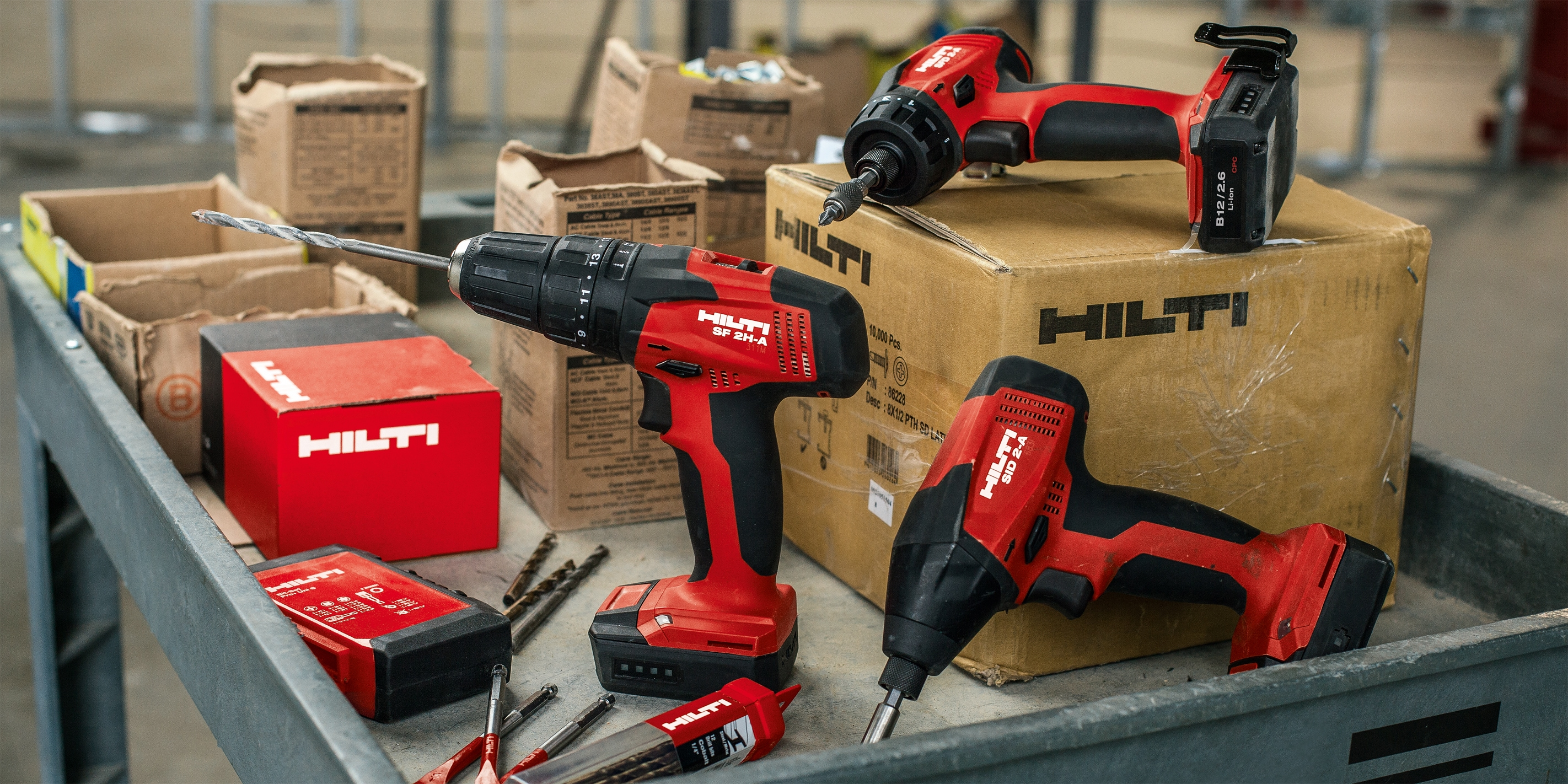 Hilti For The Holidays