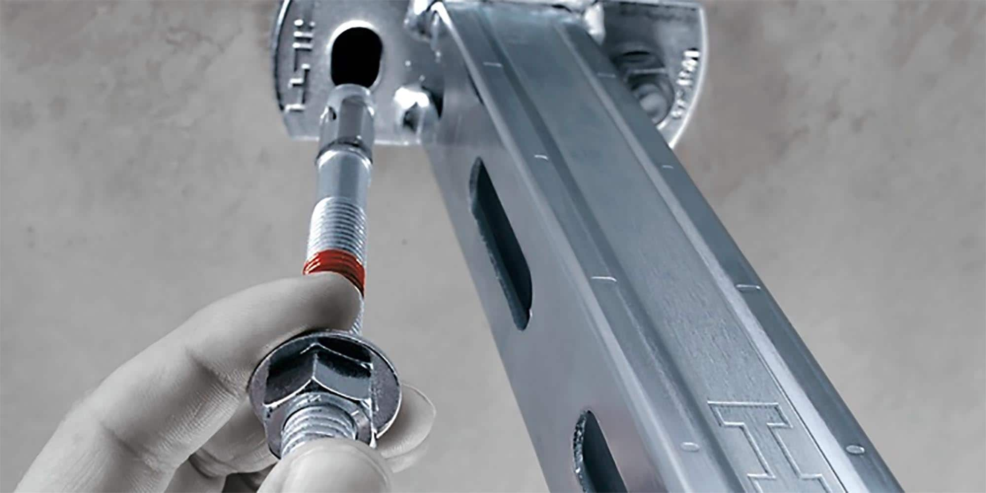 kwik bolt application