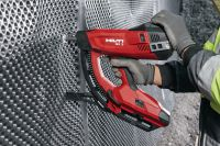 X-C G3 MX Premium collated nails for fastening to concrete and other base materials using the GX 3 gas nailer Applications 5
