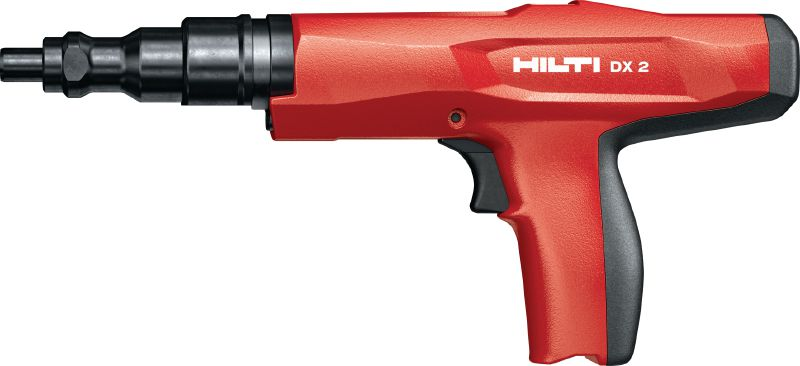 DX 2 Powder-actuated tool - Drywall Applications - Hilti USA