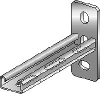 MQK-21-R Stainless steel bracket for medium-duty applications