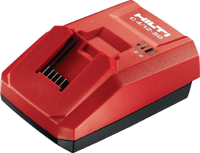 C4/12-50 Compact charger Compact charger for Hilti 12V Li-ion batteries