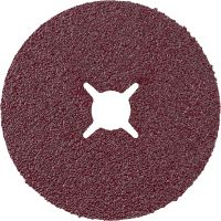 AP-D Fiber discs - P Standard Standard fiber discs with aluminum oxide grain for rough to fine grinding of stainless steel, steel and other metals