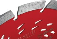 SPX Universal diamond blade Ultimate diamond blade with Equidist technology for superior cutting in different base materials