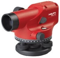 POL 10 Optical level for everyday leveling tasks with 20x magnification