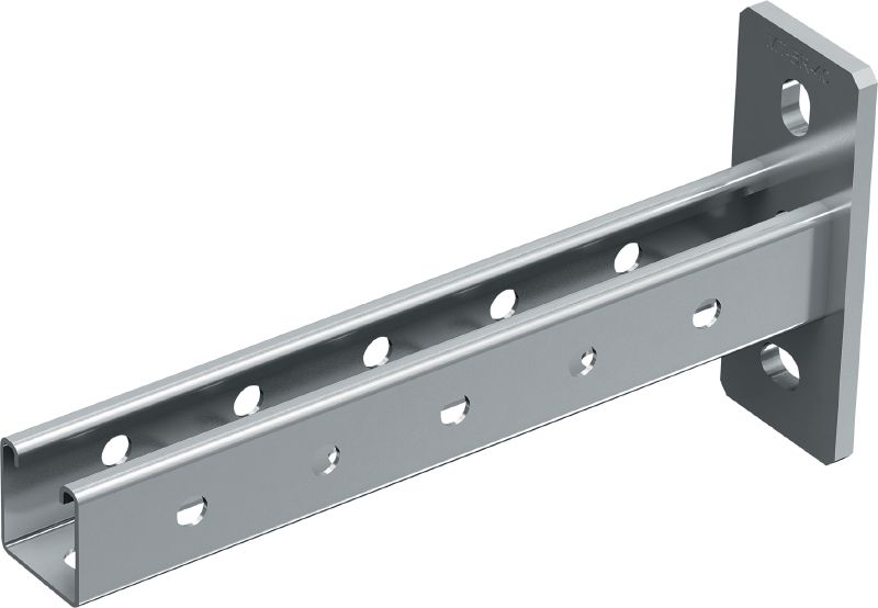 MT-BR-40 Cantilever arm Cantilever arm with MT-40 strut channel