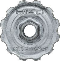 MQZ-TW Ultimate galvanized adjustable channel plate for trapeze applications