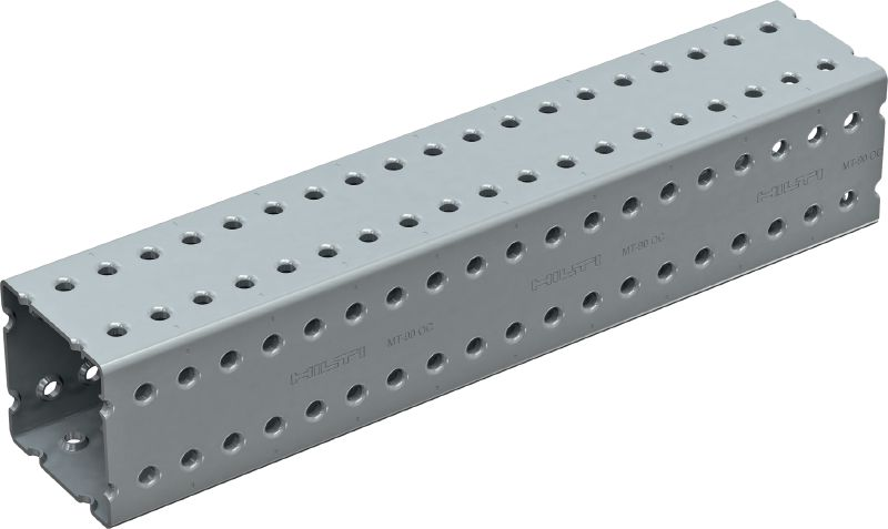 MT-90 OC Girder (outdoor) Heavy-duty square box section with corrosion-resistant coating