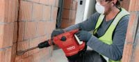 TE 50-AVR Rotary hammer Compact SDS Max (TE-Y) rotary hammer for drilling and chiseling in concrete Applications 1