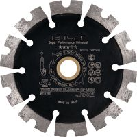 SP Tuck Point Premium diamond tuck pointing blade for removing mortar from all types of mortar joints