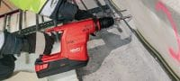 TE 30-A36 Powerful SDS Plus (TE-C) cordless rotary hammer for heavy-duty concrete drilling and corrective chiseling Applications 1