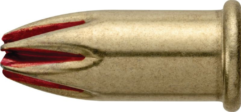 6.8/18 single Single .27 caliber long cartridges for use with powder-actuated nailers