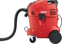 VC 150-10 X Wet/dry construction vacuum Universal wet and dry vacuum cleaner with 150 CFM suction to comply with OSHA dust standards