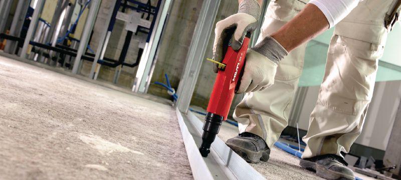 Qty 100 HILTI 100x X-C 27 Pins Floor Concrete Anchor Nail X-C 27 P8 S15 ASSY