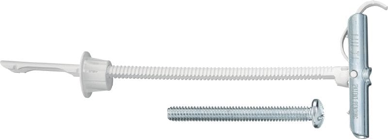 3//16-S Hollow Wall Anchors 100 Pack
