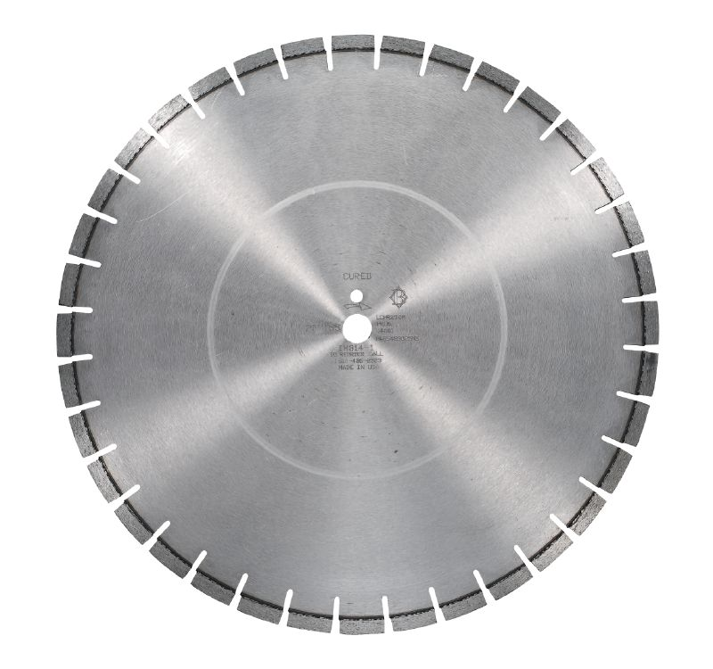 Floor saw Blades DS-BF Cured Concrete Floor saw Blades