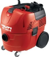 VC 125-6 Universal, compact and economical wet and dry vacuum cleaner with 125 CFM suction to comply with OSHA dust standards