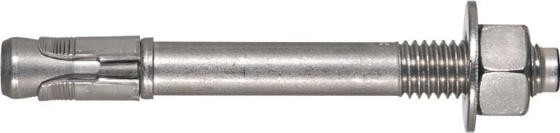 Kwik Bolt 3 SS 316 High-performance wedge anchor with everyday approvals for uncracked concrete (316 stainless steel)