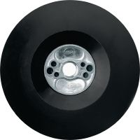 AB-P Backing pads for fiber discs Angle grinder backing pads for use with fiber discs of various grain sizes