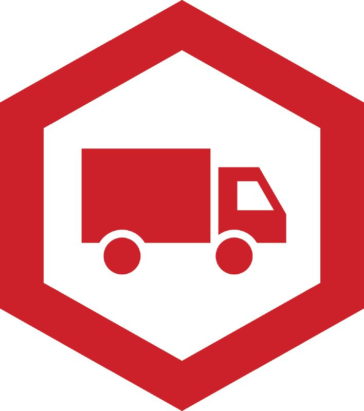 Hilti SMART logistics services Logistics services to improve your control and visibility of freight costs