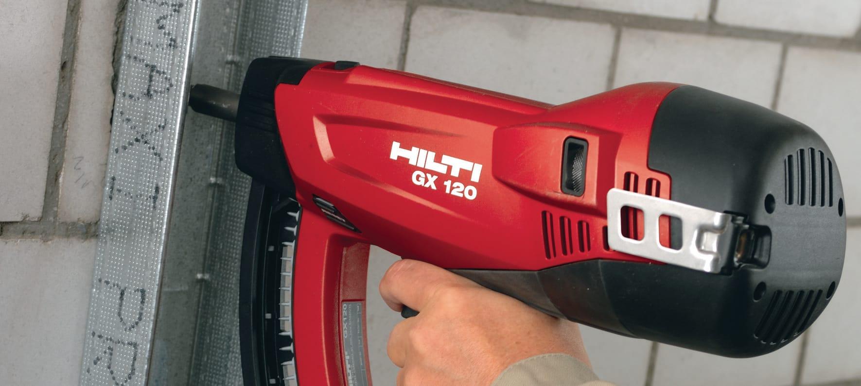Gaskartusche GC 21 750x HILTI N/ägel X-GN 27MX 27mm GX 120 inkl