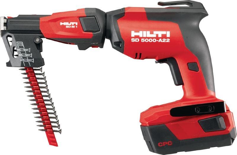 SD 6000 Drill Bit Pour SD 5000 Hilti SMD 57 rassemblaient MAGAZINE SD 4500