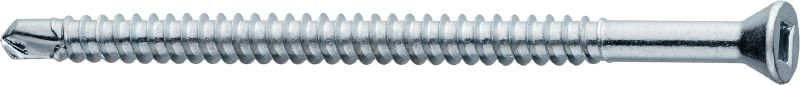 SFH SD Z Self-drilling wood trim screws Single wood screw (zinc-plated) for fastening wood trim and base to studs