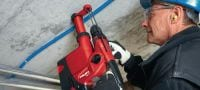 TE 7 Compact and light-weight D-grip SDS Plus (TE-C) rotary hammer Applications 1