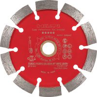 SPX Tuck Point Ultimate diamond tuck pointing blade for superior removal of mortar from all types of mortar joints