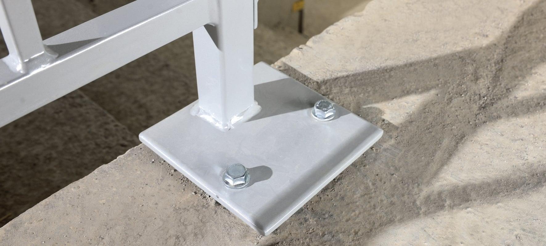 KH-EZ 3//8 x 3-418057 Hilti Kwik HUS-EZ Concrete and Masonry Screw Anchor Carbon Steel Box of 50