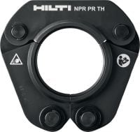 NPR PS PP Press rings for ProPress® profile press fittings from 2.5 to 4. Compatible with NPR 32-A pipe press tools