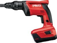 ST 1800-A22 Cordless screwdriver Cordless screwdriver with adjustable torque for steel and metal applications