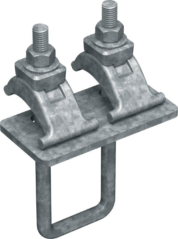 MT-BC-GS T OC Beam clamp Beam clamp for fastening MT-70 and MT-80 girders to steel beams