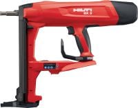 BX 3 02 22V cordless nailer for interior finishing applications