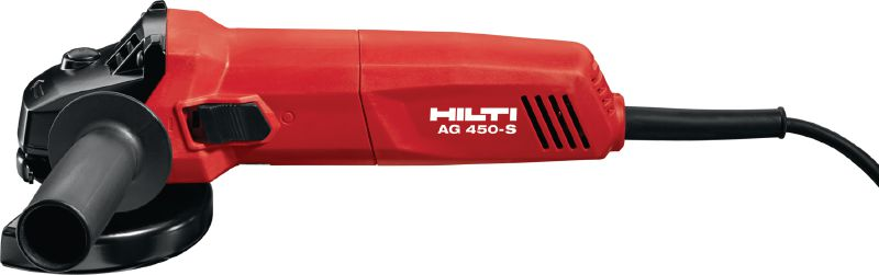 AG 450-7S Angle grinder Slim, powerful angle grinder with side switch, for discs up to 4.5