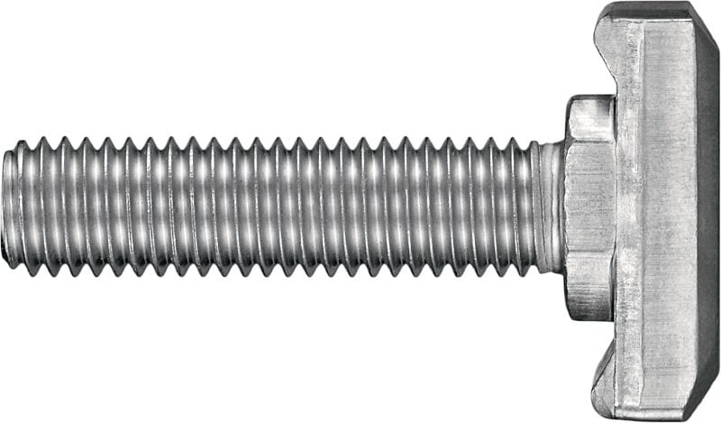 Standard HBC-C T-Bolts T-bolts for tension and perpendicular shear loads (2D loads)