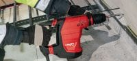 TE 30-AVR Powerful SDS Plus (TE-C) rotary hammer for heavy-duty concrete drilling and corrective chiseling, with Active Vibration Reduction (AVR) Applications 1