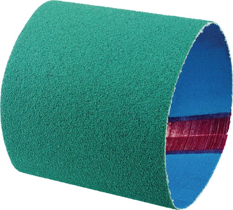 A-GPB Abrasive sleeve Ultimate abrasive sleeves for rough to fine grinding of stainless steel, steel, aluminum and other metals