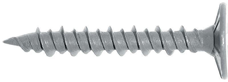 PWH S CMT Sharp-point cement screws Exterior single cement board screw (kaitex duplex coating) for fastening cement boards to metal