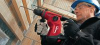TE 7 Compact and light-weight D-grip SDS Plus (TE-C) rotary hammer Applications 3