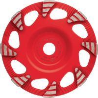 SPX Universal diamond cup wheel Ultimate diamond cup wheel for the DG 150 diamond grinder – for faster grinding of concrete, screed and natural stone
