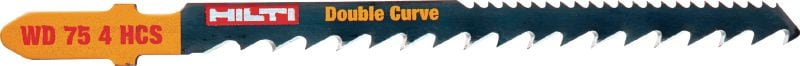 Ultimate precise curved wood cutting Ultimate jig saw blade for long life and precise cutting in wood