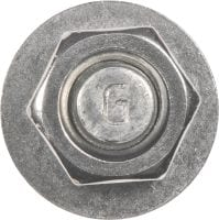 Kwik Bolt 3 SS 304 Everyday standard wedge anchor for uncracked concrete (SS304)